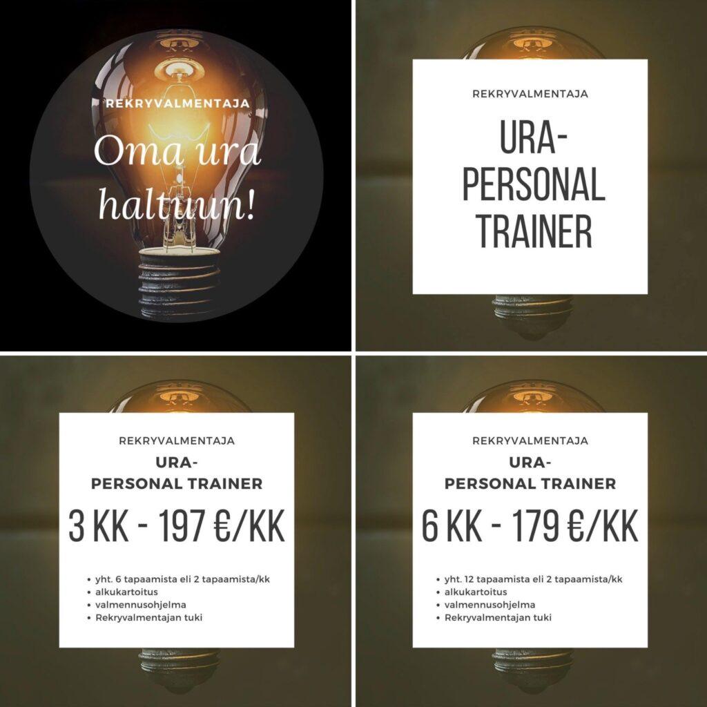 Ura-Personal trainer